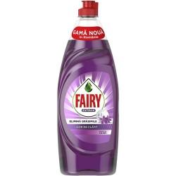 Detergent vase Fairy Extra+ liliac 650 ml