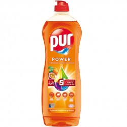 Detergent vase Pur portocale si fructul pasiunii 750 ml