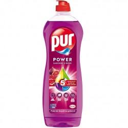 Detergent vase Pur smochine si rodie 750 ml
