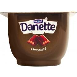 Budinca cu ciocolata Danette 125 grame