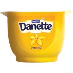 Budinca cu vanilie Danette 125 grame