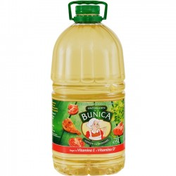 Ulei de floarea soarelui Untdelemn de la Bunica 5 litri
