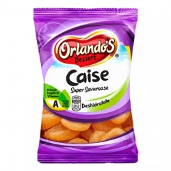 Caise deshidratate Orlando's 250 grame