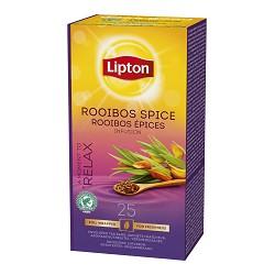 Ceai Lipton Rooibos Spice 25 plicuri