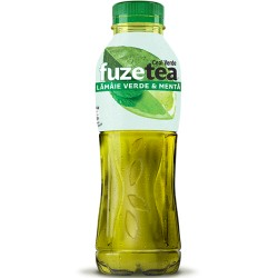 Fuzetea ceai verde, lamaie verde si menta 500 ml