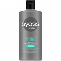 Sampon Syoss Men Volume 440 ml