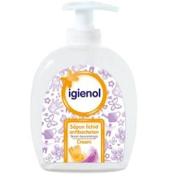 Sapun lichid antibacterian Igienol Cream 300 ml