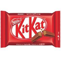 Napolitana glazurata cu ciocolata Kit Kat 41,5 grame