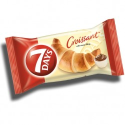 Croissant cu cacao 7 Days 65 grame