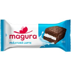 Prajitura cu crema de lapte Magura 35 grame