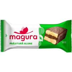 Prajitura cu crema de alune Magura 35 grame