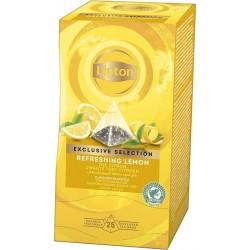 Ceai Lipton Refreshing Lemon 25 plicuri