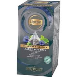 Ceai Lipton Classic Earl Grey 25 plicuri