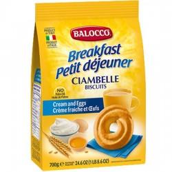 Biscuiti Balocco Ciambelle 700 grame