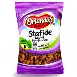 Stafide brune Orlando's 500 grame