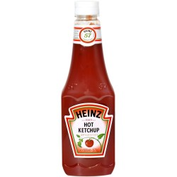 Ketchup picant Heinz Hot 570 grame