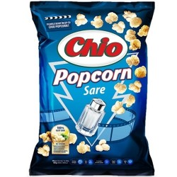Popcorn cu sare Chio 75 grame