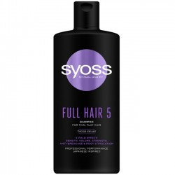 Sampon Syoss Full Hair 5 440 ml