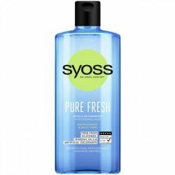 Sampon micelar Syoss Pure Fresh 440 ml
