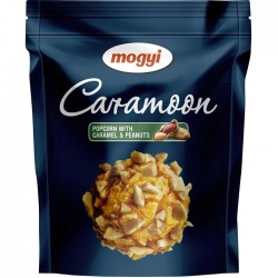 Popcorn cu alune si caramel Caramoon Mogyi 140 grame