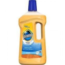 Detergent parchet Pronto Lemn Curat 750 ml