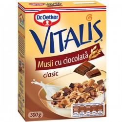 Musli cu ciocolata Vitalis 300 grame