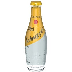 Apa tonica Schweppes 200 ml