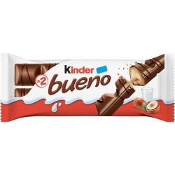 Napolitana glazurata Kinder Bueno 43 grame
