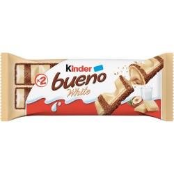 Napolitana glazurata Kinder Bueno White 39 grame