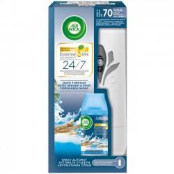 Dispenser odorizant Air Wick Freshmatic Turquoise Oasis