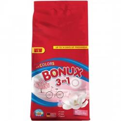 Detergent pudra Bonux 3 in 1 Pure Magnolia 6 kg