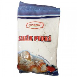 Zahar pudra Colonial 250 grame