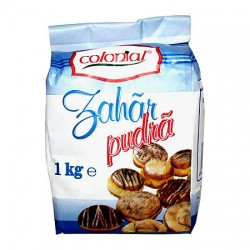 Zahar pudra Colonial 1 kg