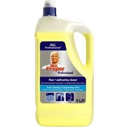Detergent universal Mr. Proper Professional Lemon 5 litri