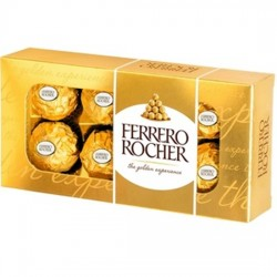 Praline Ferrero Rocher T8 100 grame