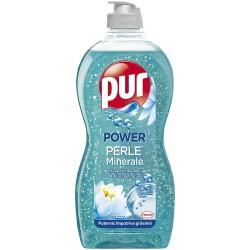 Detergent vase Pur Perle Minerale prospetimea apei si flori de lotus 450 ml