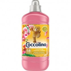 Balsam rufe Coccolino Honeysuckle & Sandalwood 1,45 litri
