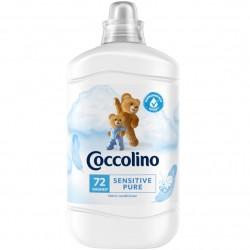 Balsam rufe Coccolino Sensitive Pure 1,8 litri