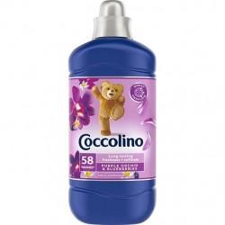 Balsam rufe Coccolino Purple Orchid & Blueberries 1,45 litri