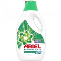 Detergent lichid Ariel Mountain Spring 2,2 litri
