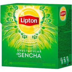Ceai Lipton Spectacular Sencha 20 plicuri