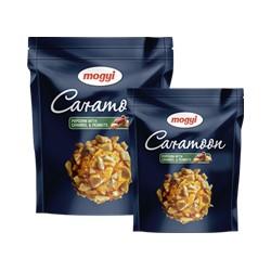 Popcorn cu alune si caramel Caramoon Mogyi 70 grame