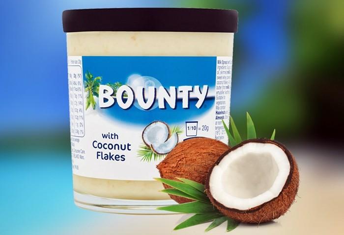 Crema tartinabile Bounty 200 grame